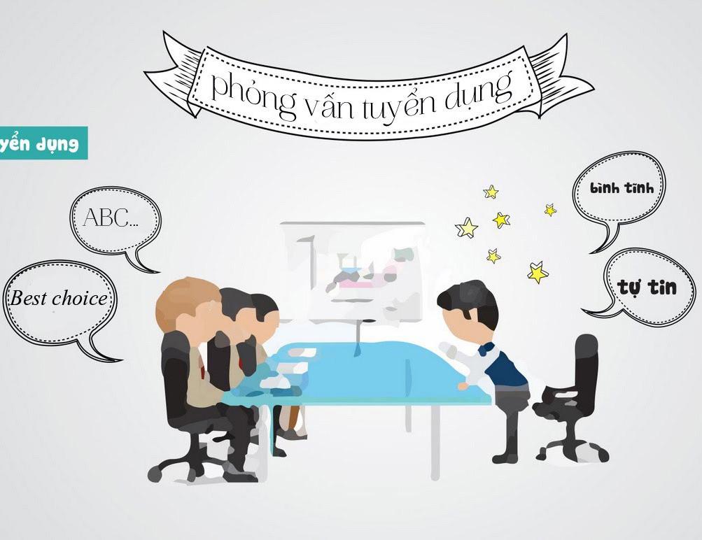 cách trả lời phỏng vấn - các câu hỏi phỏng vấn thường gặp
