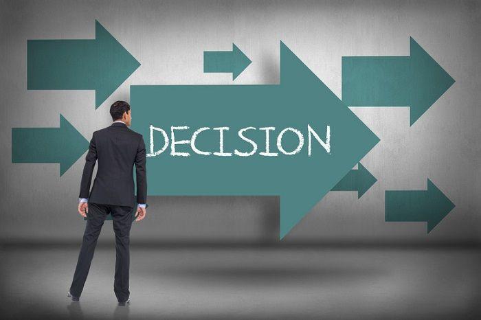 kỹ năng ra quyết định