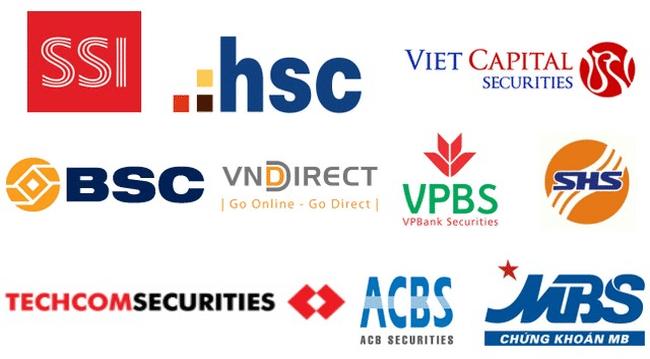Các công ty chứng khoán hàng đầu Việt Nam