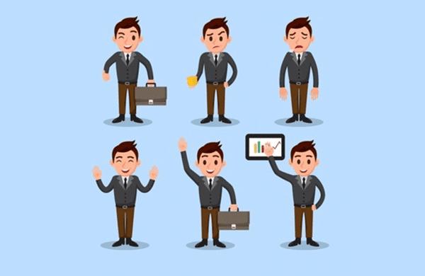 Nhân viên kinh doanh trong lĩnh vực cụ thể