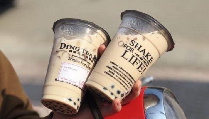 nhượng quyền kinh doanh trà sữa ding tea