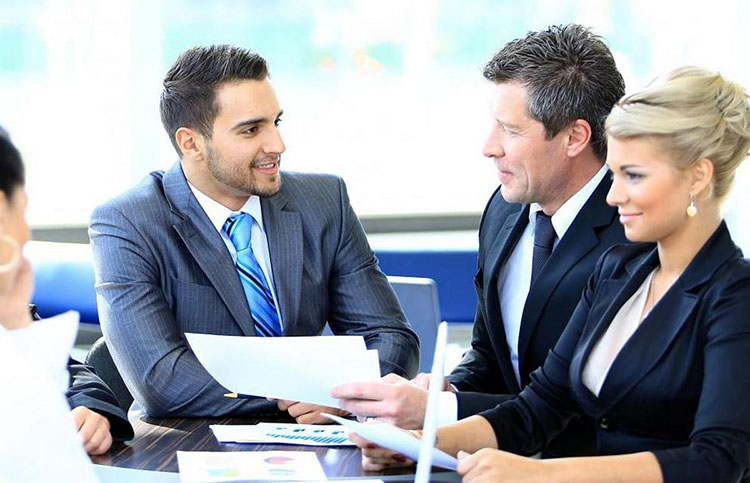 Sales executive là gì