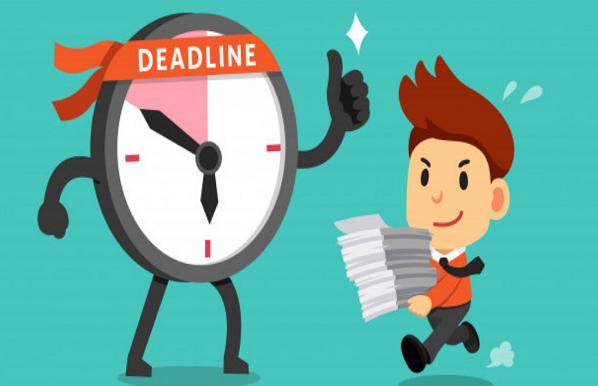 Deadline là gì? Phương pháp chạy deadline hiệu quả và tiêu chí đánh giá  deadline