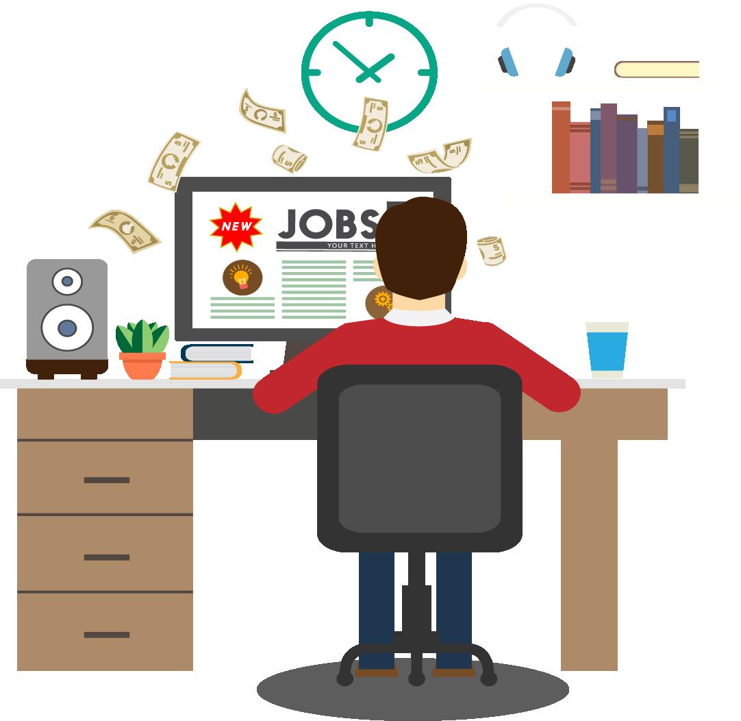 Tạo CV online trên công cụ tạo cv 123job
