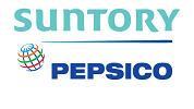 Logo Nước giải khát suntory pepsico việt nam - nhà máy cần thơ