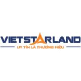 Logo Công ty cổ phần kinh doanh và phát triển địa ốc vietstarland