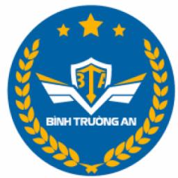 Logo CÔNG TY CỔ PHẦN DỊCH VỤ BẢO VỆ QUỐC TẾ BÌNH TRƯỜNG AN