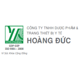Logo TNHH Hoàng Đức