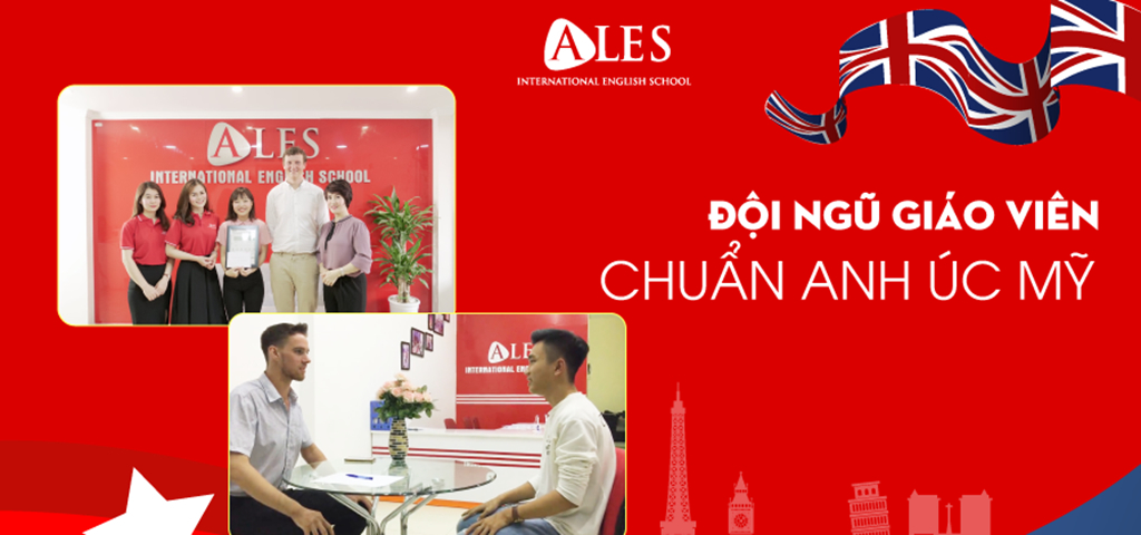 Banner Hệ thống anh ngữ ales