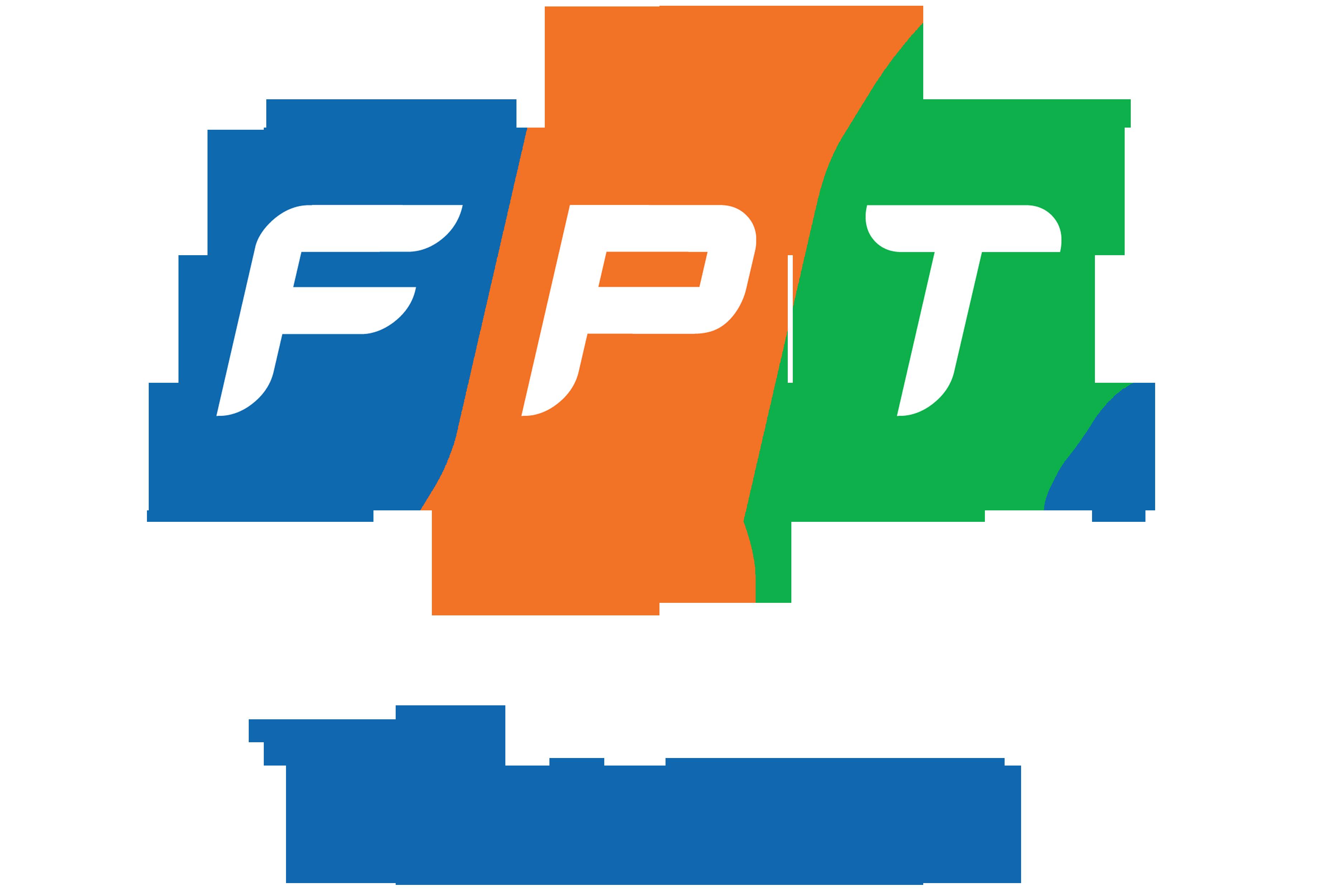 Logo Chi nhánh vĩnh long - công ty cổ phần viễn thông fpt