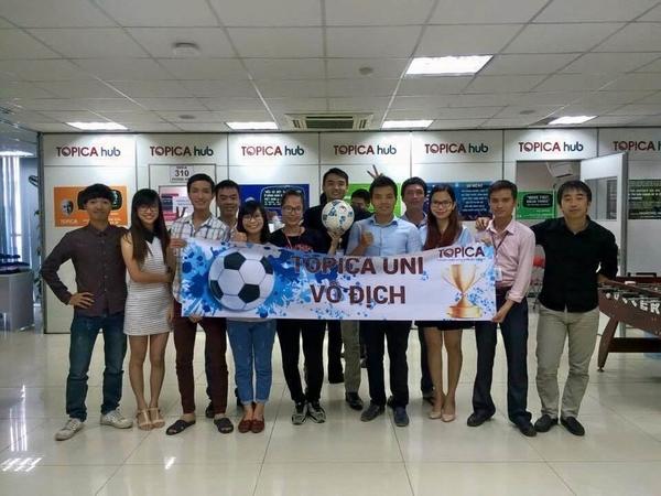 Hình ảnh Topica edtech group