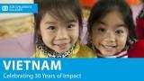 Logo Làng trẻ em sos việt nam