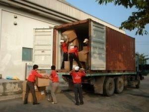 Logo Công ty Vận tải xuất nhập khẩu Hải Long