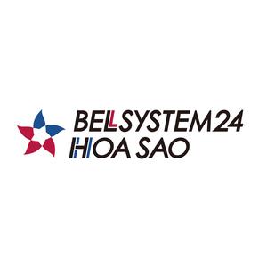 Logo Công ty cổ phần BellSystem24-HoaSao