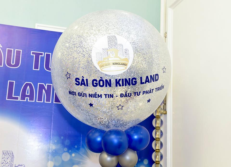 Logo Công ty Cổ phần Đầu tư Địa ốc Sài Gòn King Land