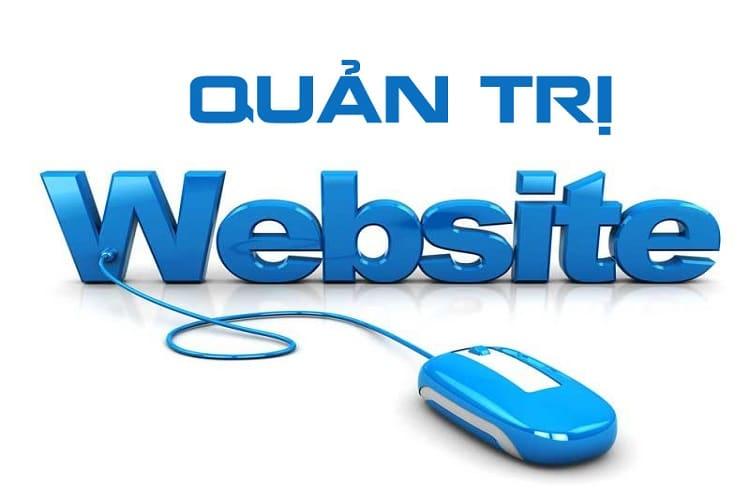 Quản trị website - kỹ năng cần thiếtcủa kiếm tiền online