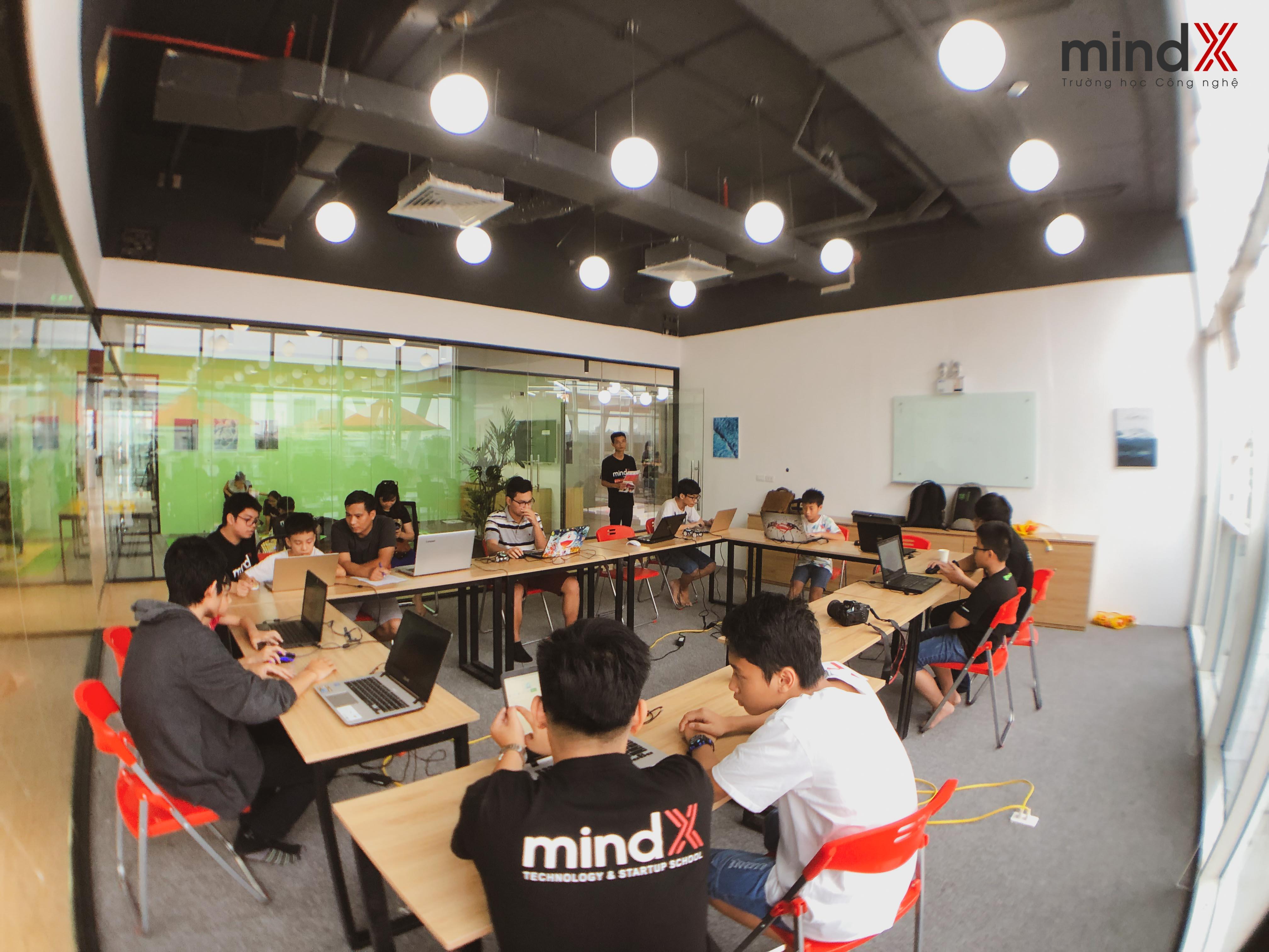 Hình ảnh Trung tâm đào tạo lập trình viên MindX