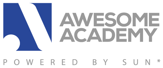 Logo Awesome Academy