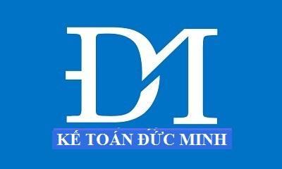 Logo Trung tâm kế toán Đức Minh