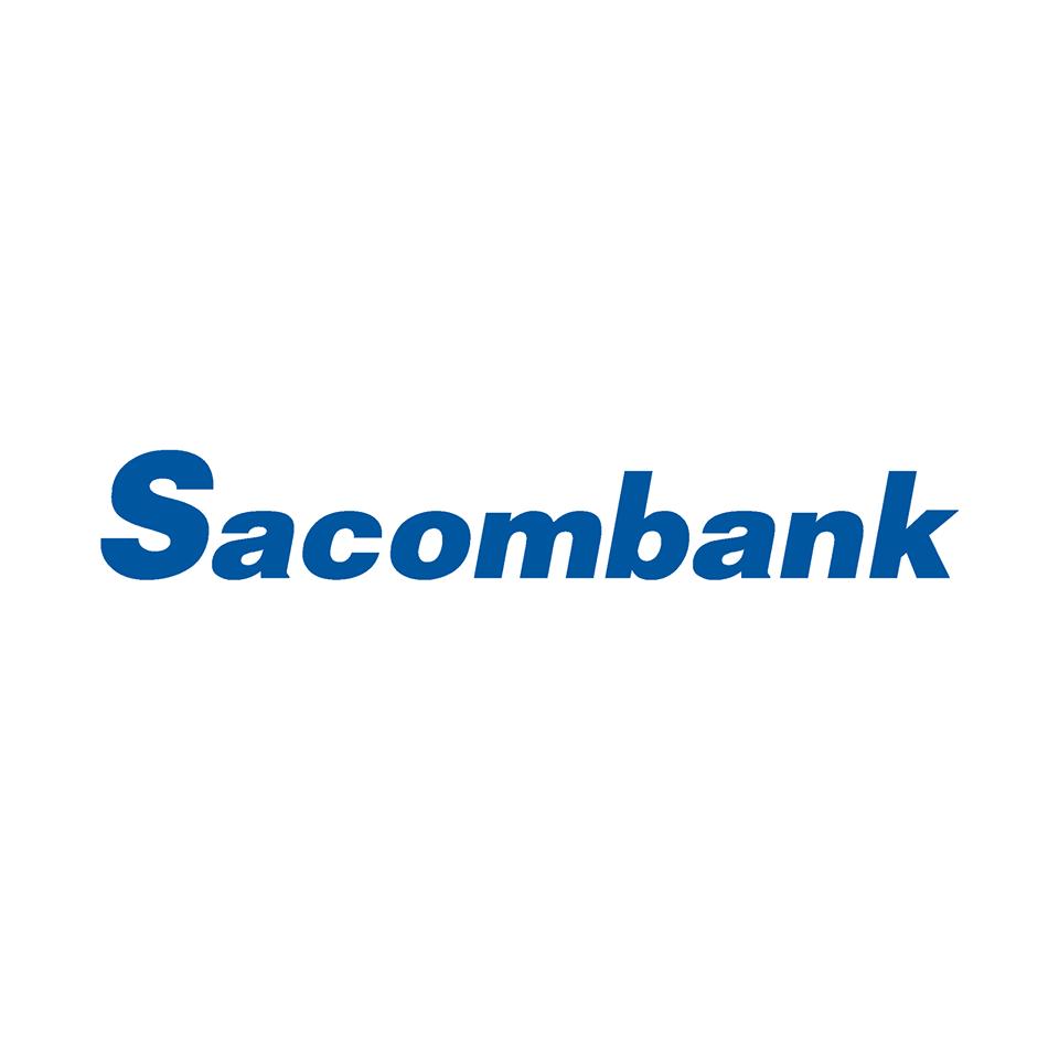 Logo Ngân hàng TMCP Sài Gòn thương tín Sacombank