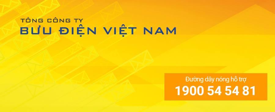Banner Tổng bưu điện việt nam vietnam post