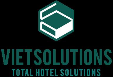 Logo Công ty cổ phần giải pháp khách sạn việt