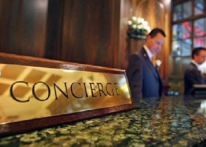 Công việc của nhân viên Concierge là gì?