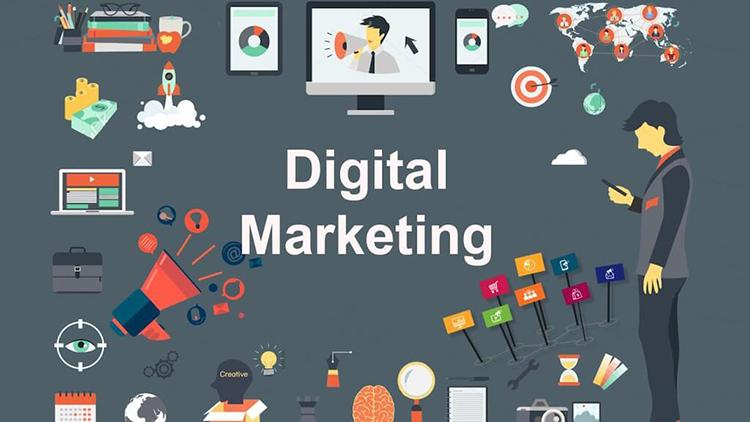 Người làm trong ngành digital marketing