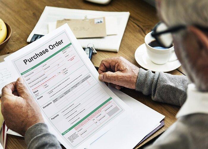 Tại sao công ty lại sử dụng purchase order?