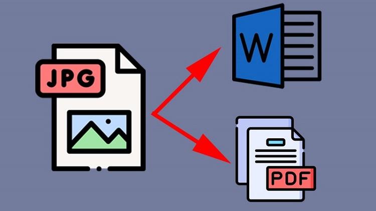 chuyển ảnh sang PDF