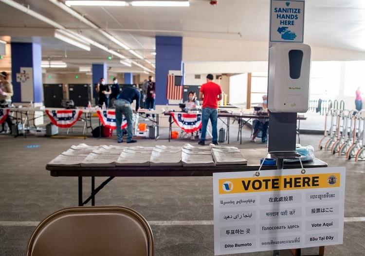 Địa điểm bầu cử