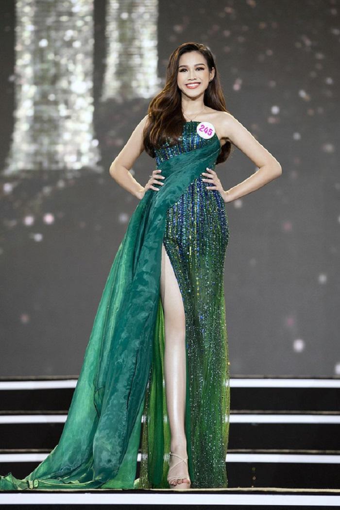 Nhan sắc tân Hoa hậu Việt Nam