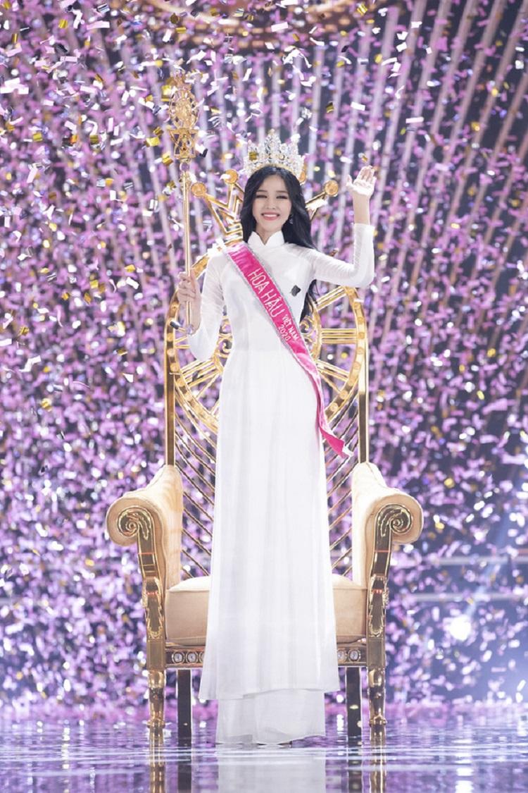 Tân hoa hậu Việt Nam 2020