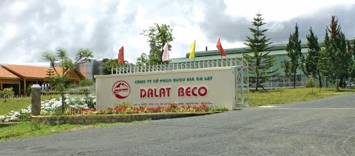 Logo Công ty cổ phần rượu bia dalat baco
