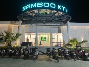 Logo Karaoke bamboo tánh linh