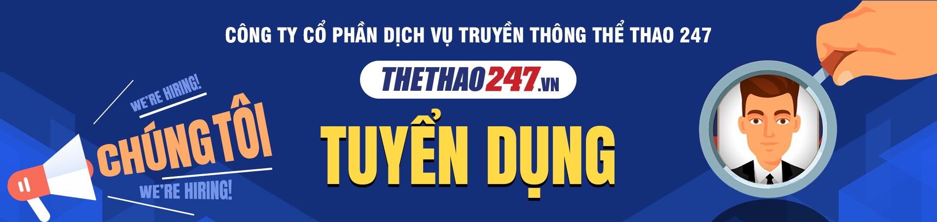 Banner Công ty cổ phần dịch vụ truyền thông thể thao 247