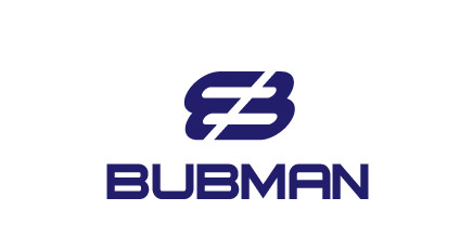 Logo bubman