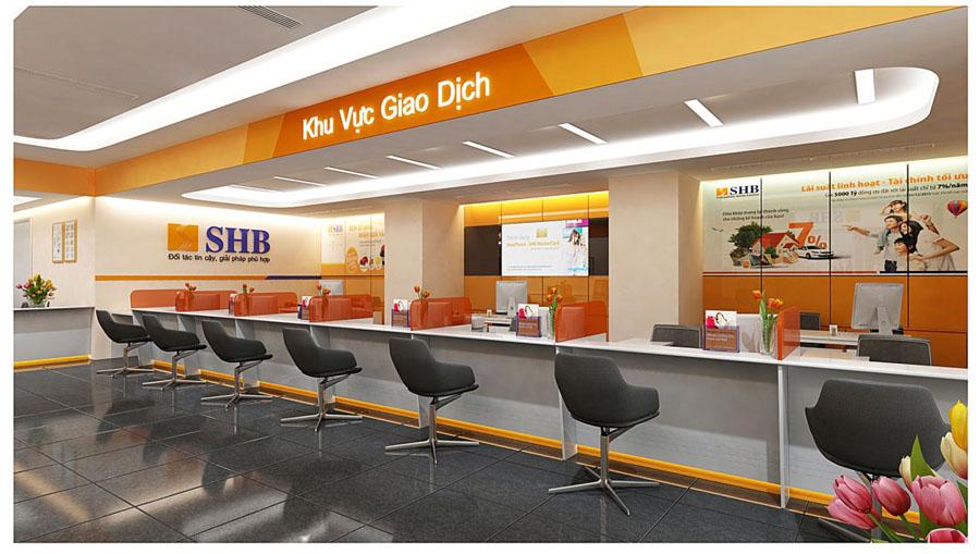 Thời gian làm việc của ngân hàng SHB