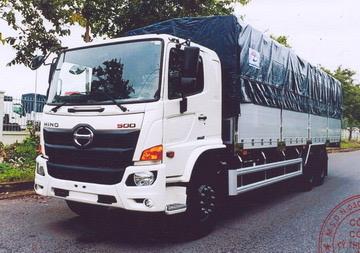 Logo Công ty thương mại vận tải hàng hoá thành tín