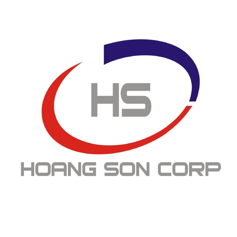 Logo Công ty cổ phần thương mại và bất động sản Hoàng Sơn