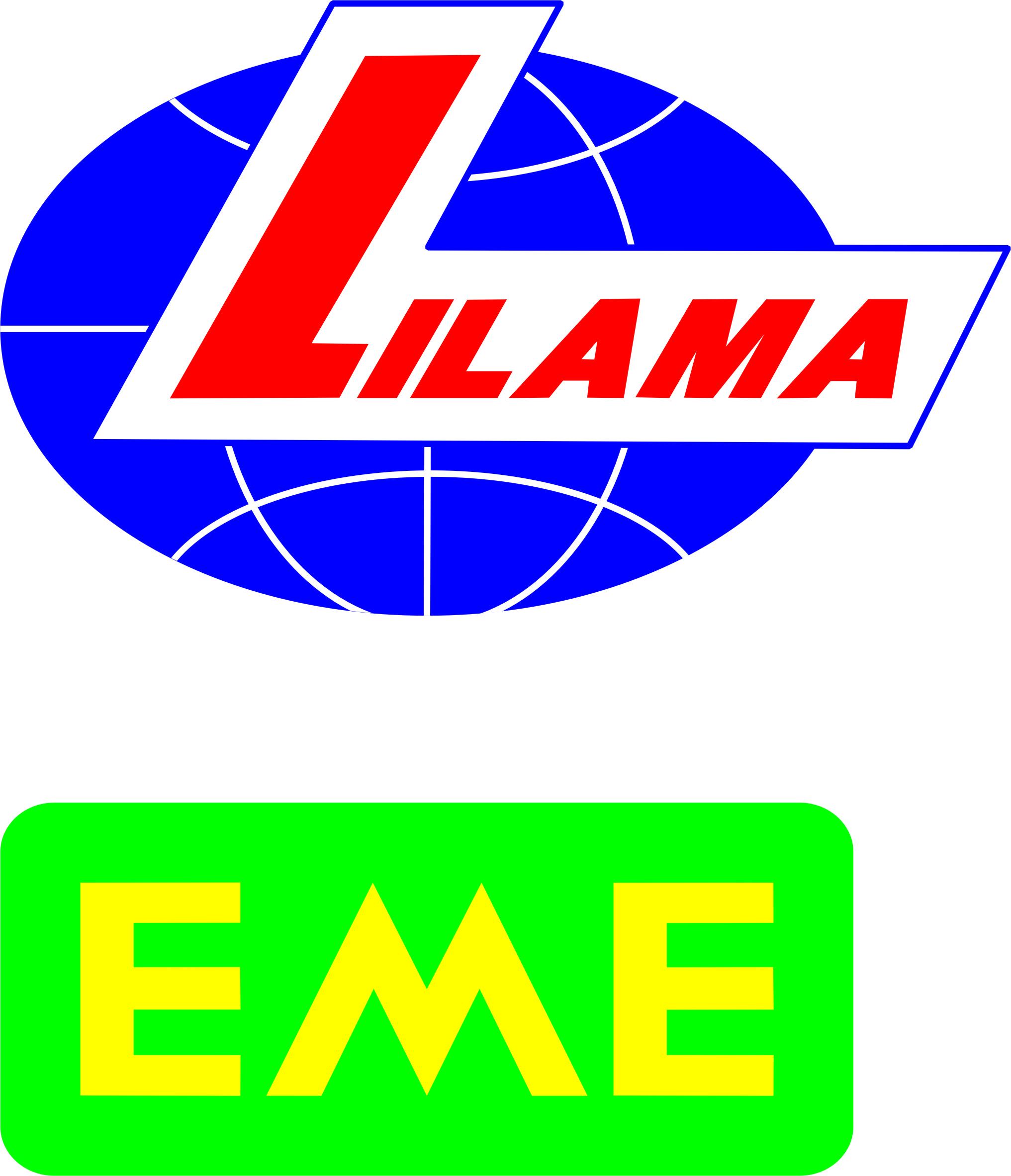 Logo Công ty cổ phần cơ điện môi trường lilama