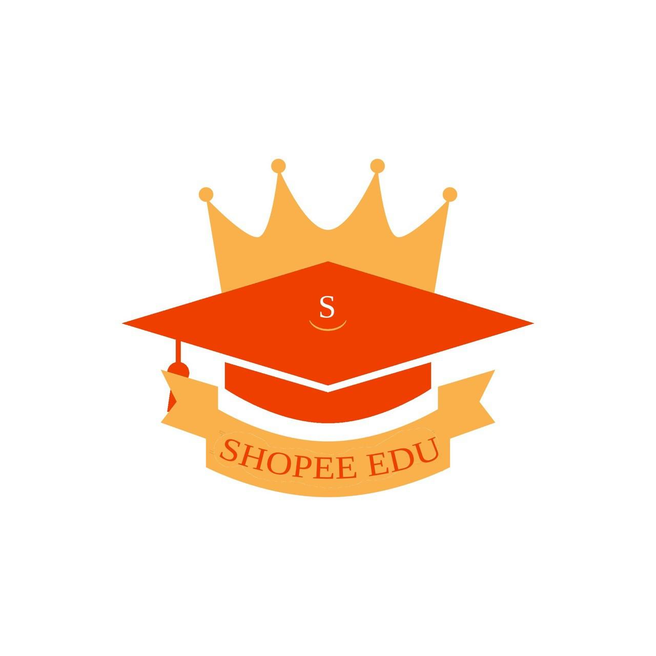 Logo Học viện đào tạo shopeeedu